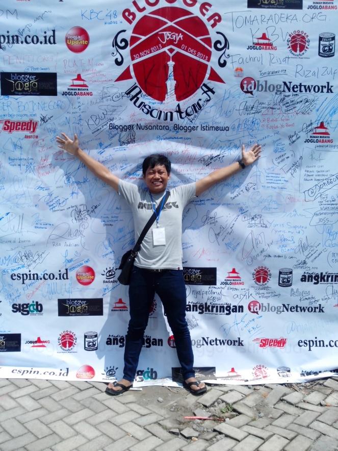 Blogger Nusantara 2013
